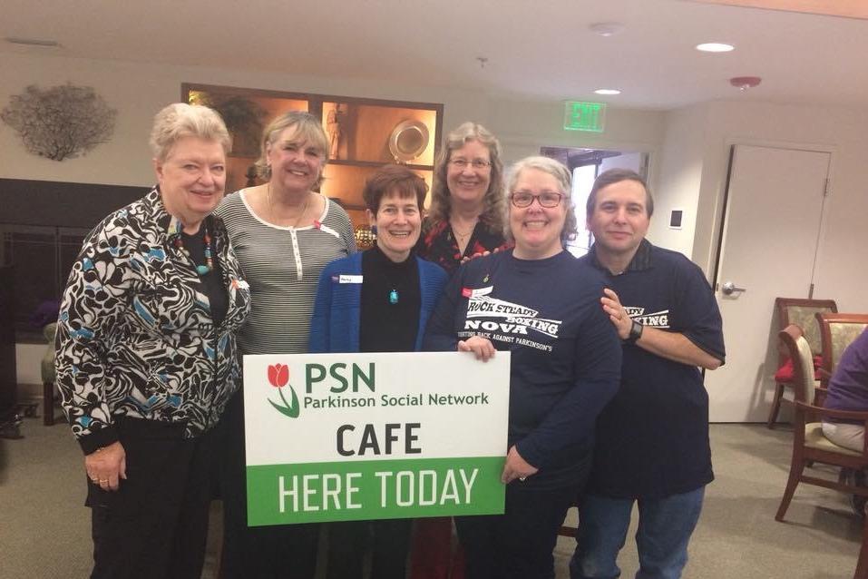 Parkinson Social Network Board 2018