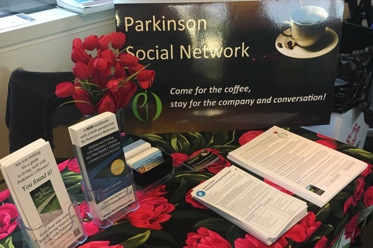 Parkinson Social Network resource table