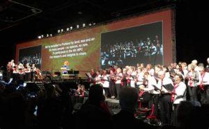 WPC 2016 choir