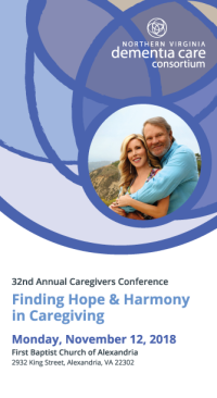 Northern Virginia Dementia Care Conference 2018