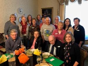 October 2018 support group leader gathering