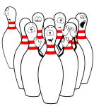 we're going bowling!