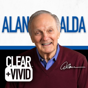 Alan Alda's Clear & Vivid podcast