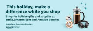Support PSN when you shop AmazonSmile
