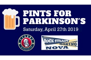 Pints for Parkinson's