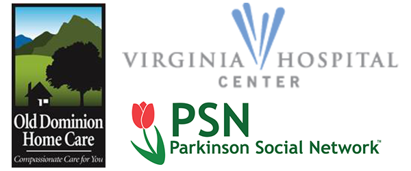 Side by Side support groups sponsored by Old Dominion Home Care, Virginia Hospital Center and Parkinson Social Network